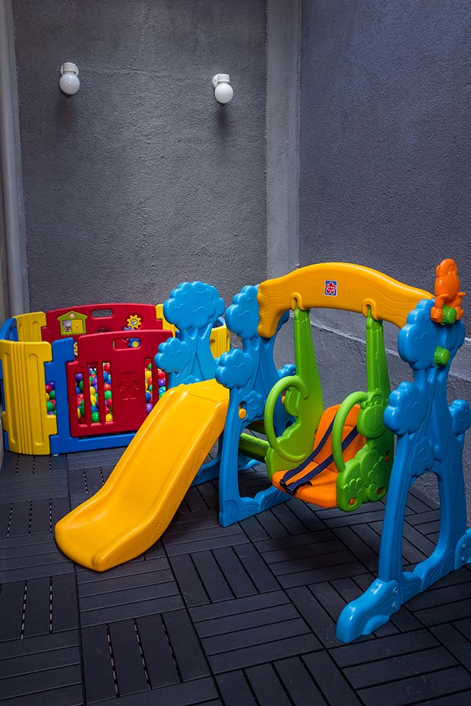Dura Villas Bali Kerobokan Seminyak Kids Playground